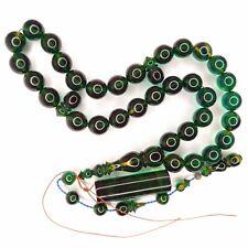 Turkish Amberoid Worry Beads SIKMA Kehribar Tesbih Prayer Tasbih Misbaha Eid 183