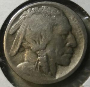 1913 s BUFFALO NICKEL (TYPE 1) ~464