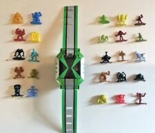 BEN 10 - Omnitrix Challenge & 25 Mini Figures