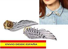 PINES FIJA CUELLO ALFILER PARA CUELLO ALAS DE ANGEL CAMISAS DAMAS CABALLEROS PIN