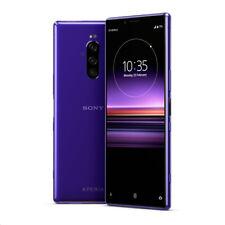 Sony Xperia 1 J9110 Dual 6GB RAM 128GB Purple ship from EU Auténtic