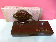 Too Faced Chocolate Bar Eye Shadow Palette Scented with Real Chocolate 16 Colors