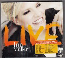 Live - Ina Müller ( NEU & OVP )