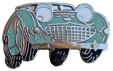 Happy Austin Healey Sprite MkI (Bugeye / Frogeye)  - Lt. Blue