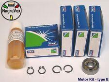 Revox A77 Mk1&2 Studer A/B62 tape  motor upgrade kit for all 3 motors