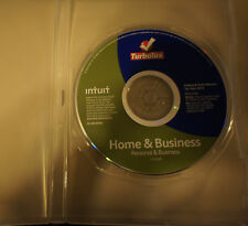 TurboTax Home & Business Federal + E-file + State 2012 PC/Mac Software new