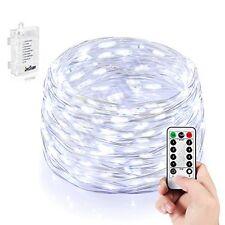 led lights for room decoration LED Mini Battery String Lights 16 Feet Cool White