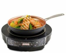 NuWave Pic Induction Cooktop with 10.5-In Fry Pan 30242 Gold New - Free Shipping