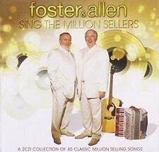 FOSTER & ALLEN Sing The Million Sellers 2CD BRAND NEW