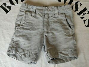 Molo Kids Grey Shorts. Size 4 Years.