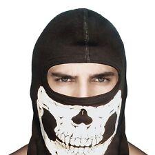 NEUF Oxide moto, facec Masque crâne moto thermique cagoule, écharpe tube