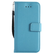 Luxury Leather Wallet Case Flip Card Slot Cover for Samsung Galaxy S3 S4 S5 Mini