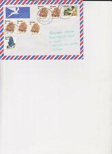 Namibia Bedarfsbrief Mariental-Österreich 1992