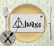 Always Harry Potter Inspired Cute Apple iPhone 4,4s,5,5s,5c,6,6 Plus Rubber Case
