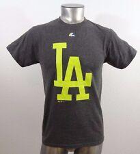 Los Angeles Dodgers Baseball MLB men's t-shirt gray S New