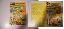 SUPER ALBO N.7 L'UOMO MASCHERATO I CONTRABBANDIERI DI DIAMANTI 1961