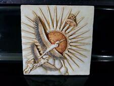 Nib Harmony Kingdom Picturesque Tile Figurine Noah's Park Sun Catcher