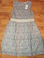 Girls 4 Purple Mock Shrug Layer Floral Seersucker Butterfly Easter Summer Dress
