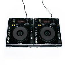 2er Paket: Pioneer CDJ 850 K DJ Multi Player USB CD MP3 Rekordbox