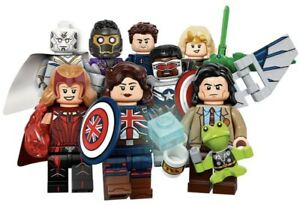 LEGO 71031 Marvel Collectible Minifigure Series PRE-ORDER Dispatch 1/9/21