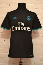 REAL MADRID SPAIN 2017/2018 AWAY FOOTBALL SHIRT SOCCER JERSEY CAMISETA MENS S