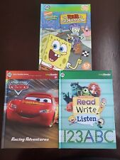 Leapfrog Tag & Leap Reader Interactive Hardcover Books Lot of 3