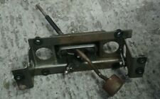 MG F TF Gear Stick Mechanism Assembly, good condition