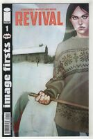 Image Firsts: Revival #1 (Dec 2012, Image) Tim Seeley, Mike Norton Q