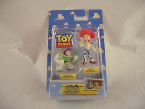 Toy Story Buddy Pack Buzz Lightyear and Jessie Mini Figures