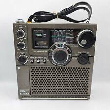 Sony ICF-5900W Multi Band Receiver Radio - SW1, SW2, SW3, MW, FM - Tested