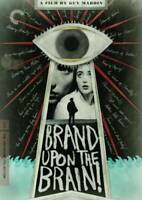 Brand Upon the Brain! (The Criterion Collection) - DVD - GOOD