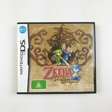 The Legend of Zelda: Phantom Hourglass | Nintendo DS | Complete | Great Cond