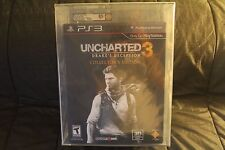 VGA 85+ Uncharted 3: Drake's Deception Collector's Edition (PlayStation 3, PS3)
