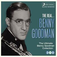 Benny Goodman - The Real Benny Goodman (NEW 3CD)