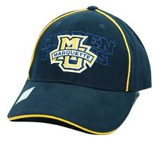 best sneakers 6e169 02cf5 Marquette Golden Eagles NCAA Team Wordmark Logo Cap Hat