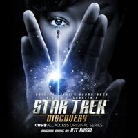Jeff Russo - Star Trek Discovery (NEW CD)