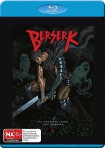 Berserk | Complete Series Blu-ray