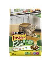 Friskies Adult Cat Food Indoor Delights 1kg