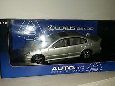 LEXUS GS 400 AUTOART SCALA 1:18