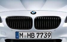 Genuine BMW 5 Series F10 F11 M Performance Kidney Grilles 51712165528/539 Pair