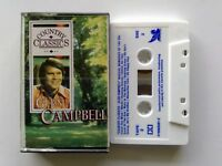 Glen Campbell Country Classics Tape 2 Cassette (C26)