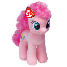 My Little Pony 7'' Pinkie Pie Ty Plush Doll Licensed NEW