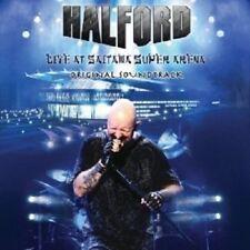 Halford-Live at Saitama Super Arena CD HEAVY METAL NUOVO