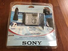 New Sony Walkman Car Ready Mz-N510 Portable Mini Disk
