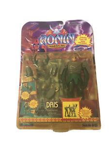 Ronin Warriors - DAIS Action Figure - 1995 Factory Sealed NIB Mint Playmates