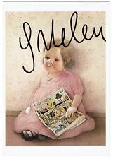 Gottfried Helnwein hand signed Autograph Autogramm COA Zertifikat - Embarrassing