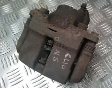 Renault Clio MK2 1.2 98-06 nearside front left drivers brake caliper & pads