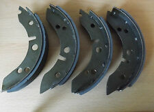 GBS819AF MORRIS MINOR REAR BRAKE SHOE SET