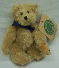 "Boyds Archive Collection Spencer The Teddy Bear 5"" Plush Stuffed Toy New"