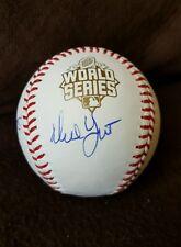 2015 KANSAS CITY ROYALS Team signed autographed 2015 World Series Baseball w/COA